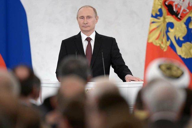 20 важных цитат из выступления Владимира Путина