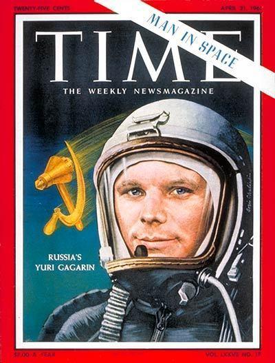 После этой обложки «Man Of The Year» все последующие можно называть «После Гагарина».