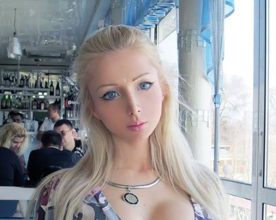 Валерия Лукьянова, известная как одесская Барби