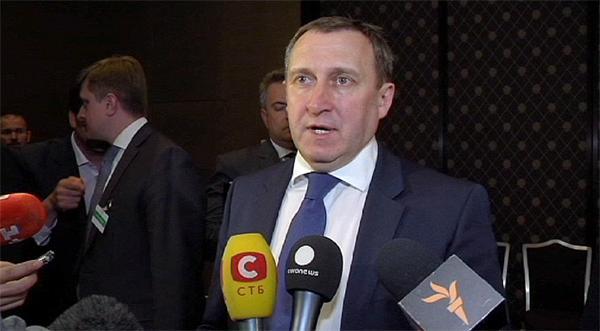 Андрей Дещица, и.о. министра иностранных дел Украины