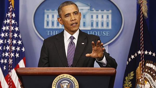 Барак Обама, президент США: